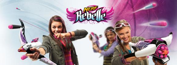 Hasbro nowym klientem agencji IMAGINE BIZNES, Media i PR - Hasbro Poland nawiązało współpracę z agencją interaktywną IMAGINE. Przedmiotem zawartej umowy jest wsparcie przy wprowadzeniu na polski rynek nowej marki zabawek Hasbro - Nerf Rebelle oraz dalsza realizacja działań komunikacyjnych marki w mediach społecznościowych.