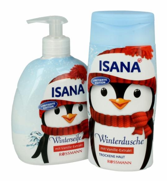 Pingwinkowa seria Isana na zimę! BIZNES, Media i PR - Zima za pasem. Już niedługo w ruch pójdą narty i sanki, a śnieg otuli nas magiczną, świąteczną aurą.