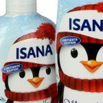 Pingwinkowa seria Isana na zimę!