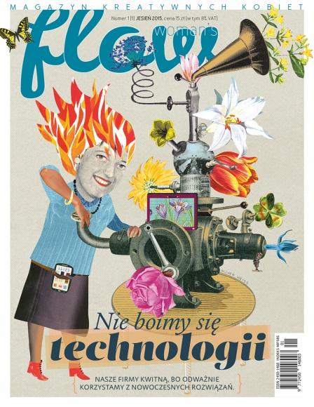 """""""Woman's FLOW"""" – nowe czasopismo dla kreatywnych kobiet BIZNES, Media i PR - W piątek na rynku czasopism dla kobiet pojawił się nowy tytuł. """"Woman's FLOW"""" to propozycja dla kreatywnych, przedsiębiorczych kobiet, które nie boją się wyzwań. Twórcy tytułu stawiają zarówno na treść merytoryczną, jak i na elegancki wygląd pisma."""