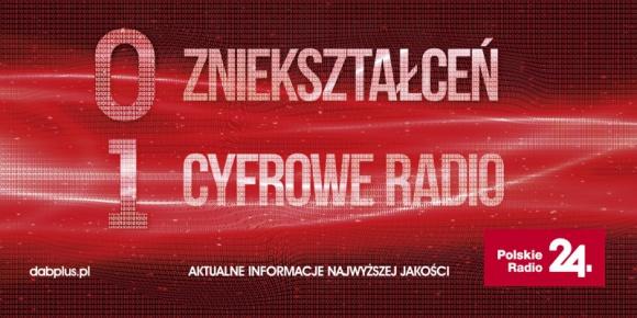Grupa WALK dla Polskiego Radia 24 BIZNES, Media i PR - Jedyne cyfrowe radio informacyjne PR 24 ruszyło z pierwszą kampanią wizerunkową. Za jej przygotowanie odpowiada WALK Creative (Grupa WALK). Agencja została wybrana w konkursie.
