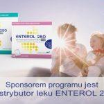 Infinity Media z kampanią telewizyjną leku OTC Enterol