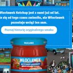 Wystartowała strona internetowa kultowego ketchupu Włocławek