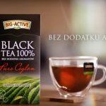 Big-Active startuje z kampanią telewizyjną herbaty czarnej Pure Ceylon