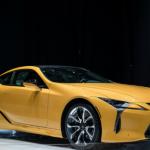 Lexus LC z nagrodą Production Car Design of the Year 2016