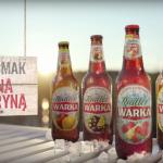 Nowość - Warka Radler 2% Malina z Cytryną