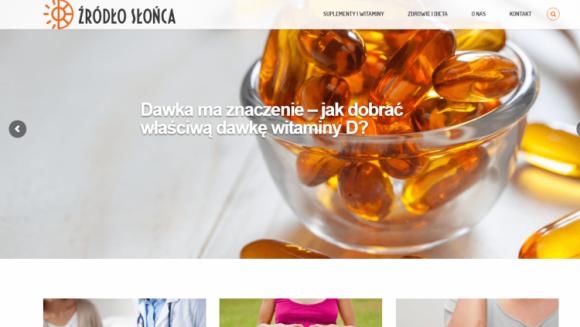 SunVi z projektem content marketingowym od ContentHouse BIZNES, Media i PR - Polski producent suplementów zawierających witaminę D3 SunVi, firma Hand-Prod, rozpoczął współpracę z agencją ContentHouse. W ramach obsługi agencja odpowiada za działania redakcyjne prowadzone w dedykowanym serwisie contentowym oraz promocję serwisu.