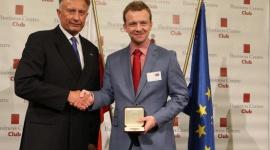 ContentHouse rozpoczyna półrocze z Medalem Europejskim BIZNES, Media i PR - W 28. Edycji Medalu Europejskiego organizowanego przez Business Centre Club, ContentHouse został wyróżniony za swoje usługi w obszarze marketingu.