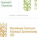 Odświeżona identyfikacja Instytutu Żywienia i Żywności od 2b design