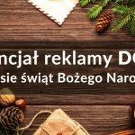 Potencjał reklamy DOOH w okresie Bożego Narodzenia