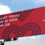 #AvenidaMyLove, czyli miłosne wyznania na billboardach w całym mieście