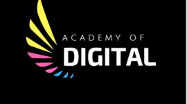 Ucz się od najlepszych w Academy of Digital BIZNES, Media i PR - Academy of Digital to warsztaty, które umożliwią młodym osobom zdobycie praktycznej wiedzy z zakresu kluczowych obszarów digital marketingu.