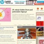 25. edycja Golden Drum pod patronatem Signs.pl