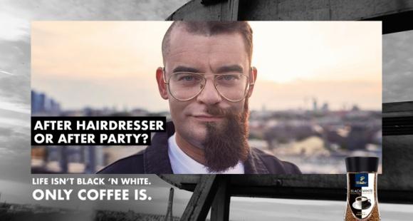 Nowa kampania Tchibo Black 'N White BIZNES, Media i PR - Ruszyła nowa kampania wizerunkowa Tchibo Black 'N White w social mediach oraz na VOD. Za koncept kreatywny i realizację spotów odpowiada agencja Plej ze wsparciem strategicznym Melting Pot oraz domem produkcyjnym SHOOTME.