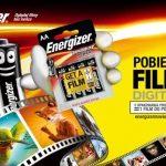 Oglądaj filmy bez końca z Energizer
