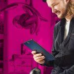 Piątym bohaterem kampanii T-Mobile został założyciel Hairmate