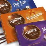 Legendarne czekoladki Malaga, Tiki Taki i Kasztanki teraz także w nowej odsłonie