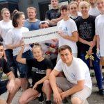 Laveo wspiera studencki remont placówki Wsparcia Dzieci i Rodzin z Łodzi