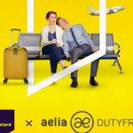 Cut The Mustard z kampanią wspierającą sprzedaż w sieci sklepów Aelia Duty Free