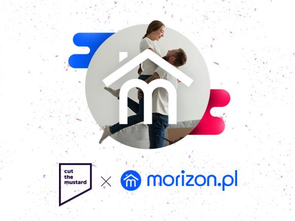Cut The Mustard przygotuje nową platformę komunikacji dla Morizon.pl BIZNES, Media i PR - Do grona klientów agencji Cut The Mustard dołączył serwis Morizon.pl.