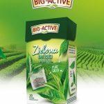 Nowość w portfolio Big-Active! Herbata zielona Pure Green 20tb