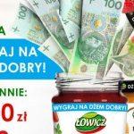 Peppermint z loterią marki Łowicz