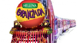 Oranżada Hellena z nową kampanią świąteczną – zabiera na biegun oranżadowy i zap