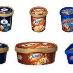 Przepyszne desery na bazie lodów Jeżyki, Grześki i Śliwka Nałęczowska